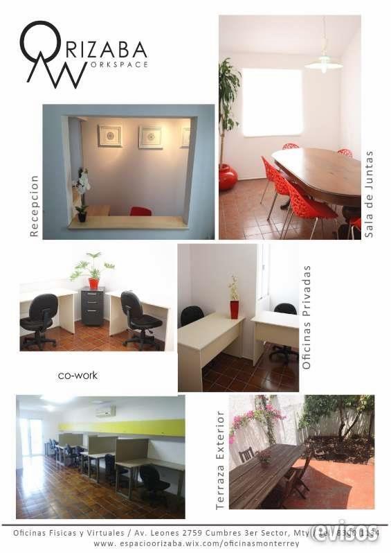 Renta de Oficinas Virtuales y Fisicas  Ofrecemos servicio de renta de oficinas virtuales desde $ 500 al mes y Físicas desde $ 2000 en una ...  http://monterrey-city-2.evisos.com.mx/renta-de-oficinas-virtuales-y-fisicas-id-600508