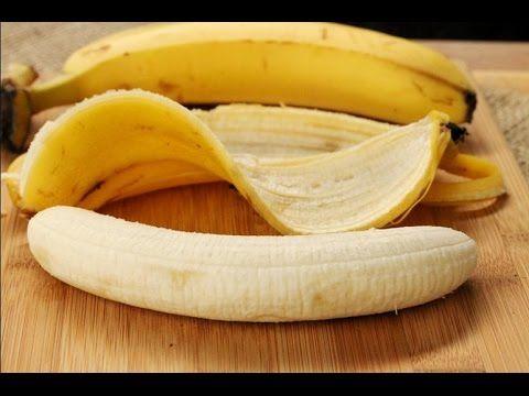 Банановая кожура, удобрение для комнатных растений! Банановую кожуру не выкидываем! - YouTube