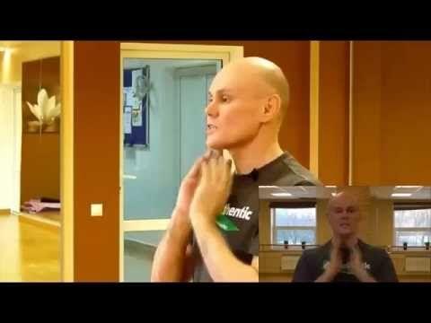 Упражнения для подтяжки овала лица