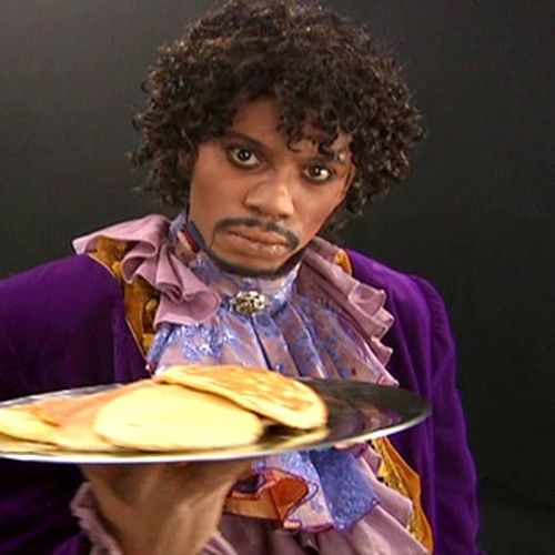 Dave Chappelle as Prince (Charlie Murphy's Stories) Follow the link for: Prince Discusses Dave Chappelle Skit