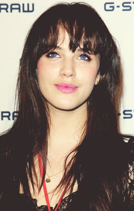 Jessica Brown Findlay - yay for women with full jaws. LOL  - right there with you girl!