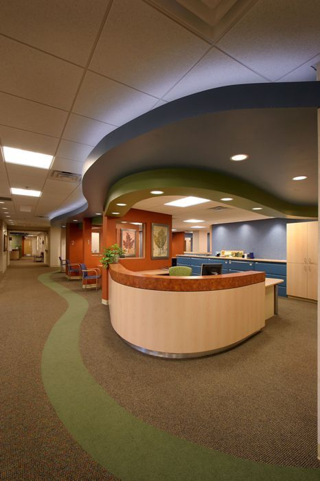 Orthopaedic Assoc Of Wisconsin Waukesha WI THEISS INTERIOR DESIGN LTD Milwaukee