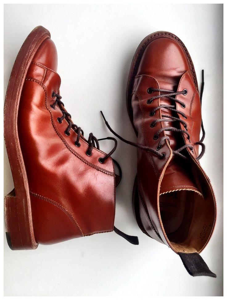 Tricker's Monkey Boots