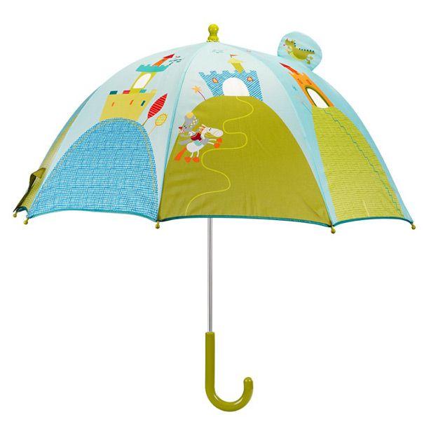 trylle paraply, når den bliver våd kommer der spøgelser frem på den. 150 kr