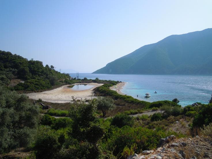 Agios Ioannis Beach, Meganisi