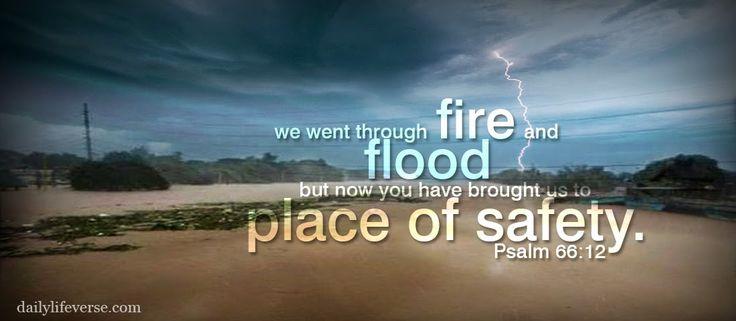†MIGHTY WARRIOR BLOG † THE POWER OF PRAYER: Psalm 66
