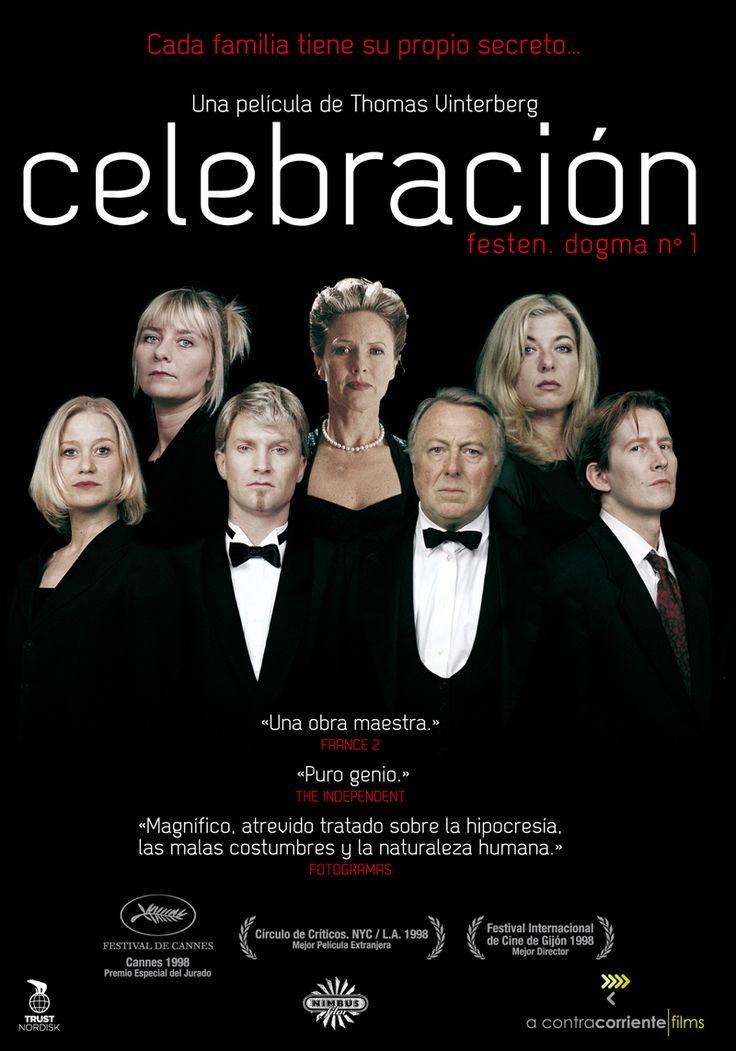 Celebración (1998) Dinamarca. Dir: Thomas Vinterberg. Drama. Familia - DVD CINE 2235