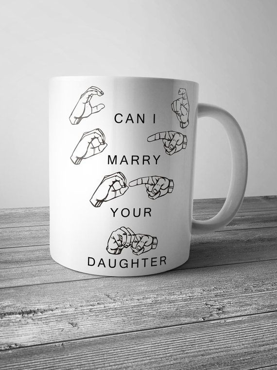 Can i marry your daughter