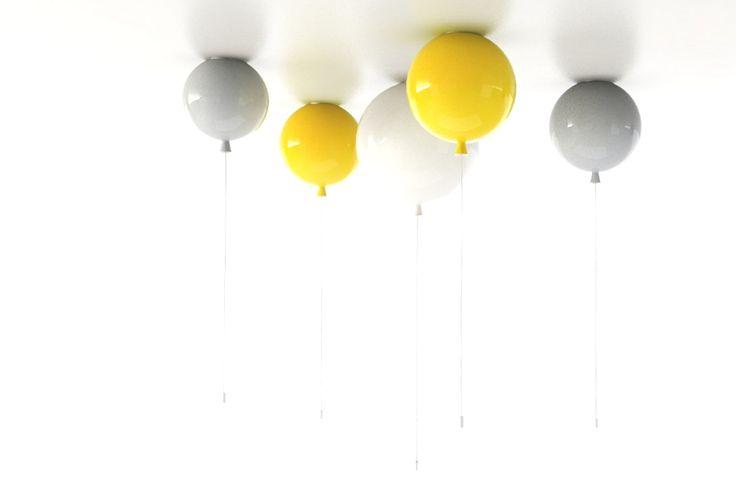Brokis 'Memory' wall light - balloons!