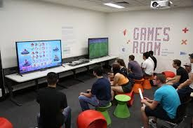 Image result for playstation gaming room images