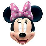 Mask: Minnie Mouse Masks (6pk)