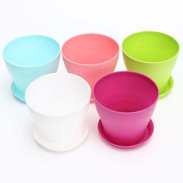 17 best ideas about plastic plant pots on pinterest. Black Bedroom Furniture Sets. Home Design Ideas