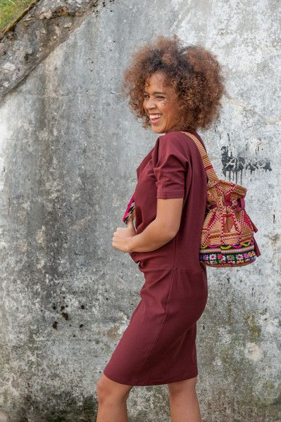Torebka worek Udajpur - KOKOworld - Torby na ramię www.kokoworld.pl #kokoworld #bag #handmade #handmadebag #fairtrade #ethhno