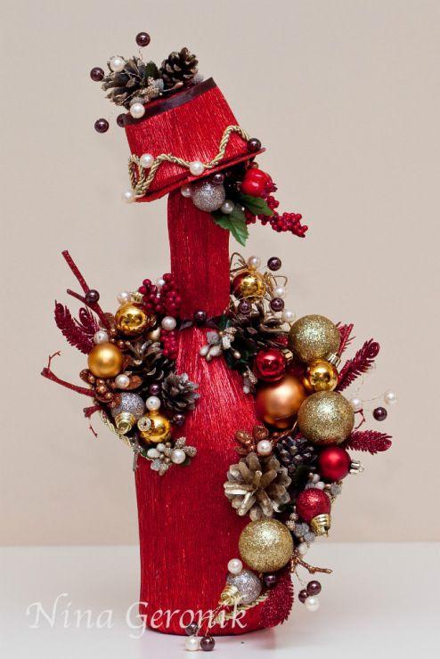 (1) Gallery.ru / Спасибо Натуле-Форстериане за вдохновение!!! - Новый год 2012 - Kreativ-Riga