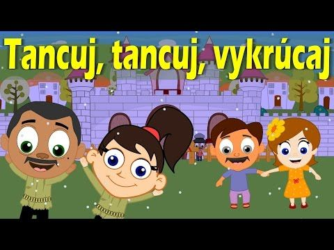 90+ minút najlepších slovenských detských pesničiek   Najdlhšia zbierka   Pec nam spadla etc - YouTube