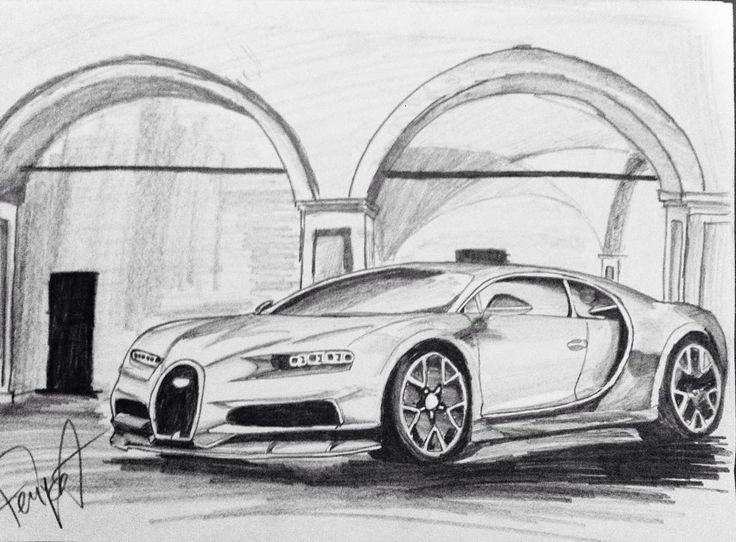 Pin by Tanat Tonguthaisri on Bugatti Chiron | Bugatti ...