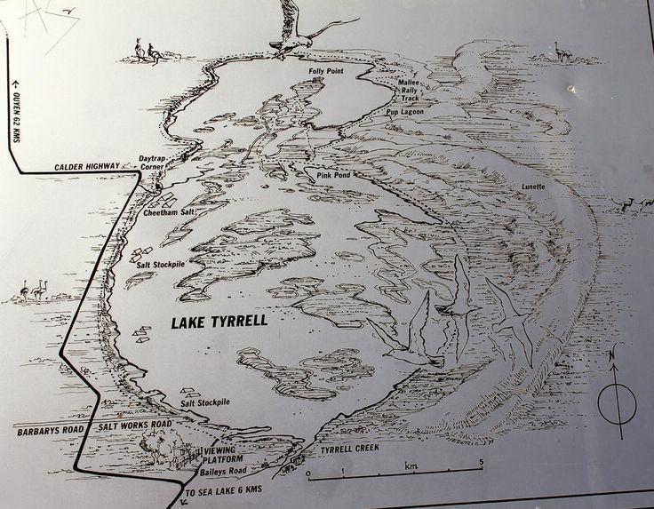 Tim Dolby's Bird Trip Reports: Hattah-Kulkyne National Park and Lake Tyrrell (Vic)