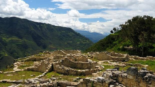 Forgotten through time, ancient Kuelap in Peru an ethereal escape - The Globe and Mail