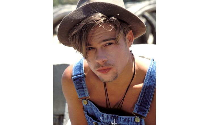 The 11 Best Brad Pitt '80s Glamour Shots - I remember seeing some of his print pics in magazines long before he started doing movies. Most memorable to me was a Levis commercial he did on tv.