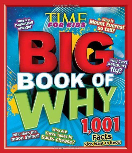 Check out the newest post (TIME For Kids: Big Book of Why $15.09) on 3 Boys and a Dog at http://3boysandadog.com/time-for-kids-big-book-of-why-15-09/?TIME+For+Kids%3A+Big+Book+of+Why+%2415.09