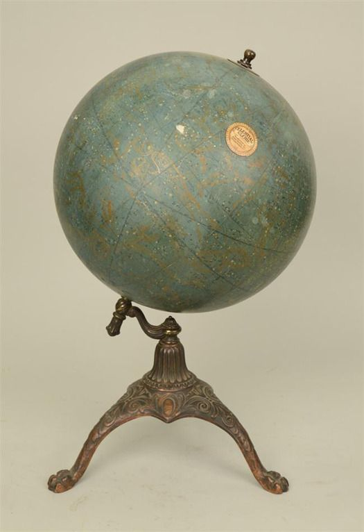 Another pinner said: celestial globe; I have to have this.