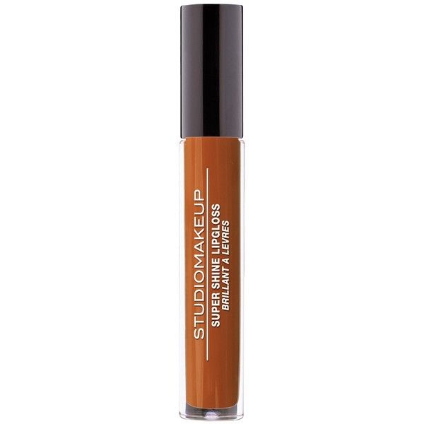 Studiomakeup Super Shine Lipgloss (40 CAD) ❤ liked on Polyvore featuring beauty products, makeup, lip makeup, lip gloss, beauty, pretty, womens-fashion, lip gloss makeup, lip shine i shiny lip gloss