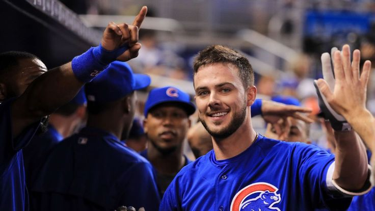 Cubs' Kris Bryant caps historic season with 1st career NL MVP