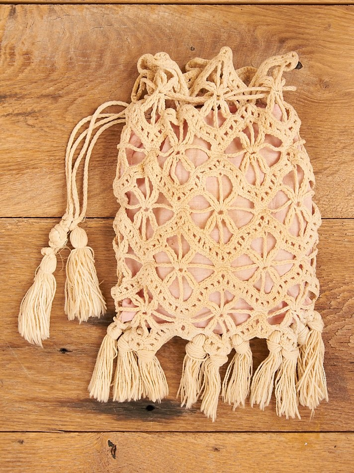 Free Vintage Crochet Bag Pattern : limosnera de ganchillo ganchillo Pinterest