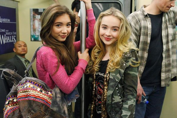Girl Meets World....can't help it loving this show. Also these adorable girls. :)