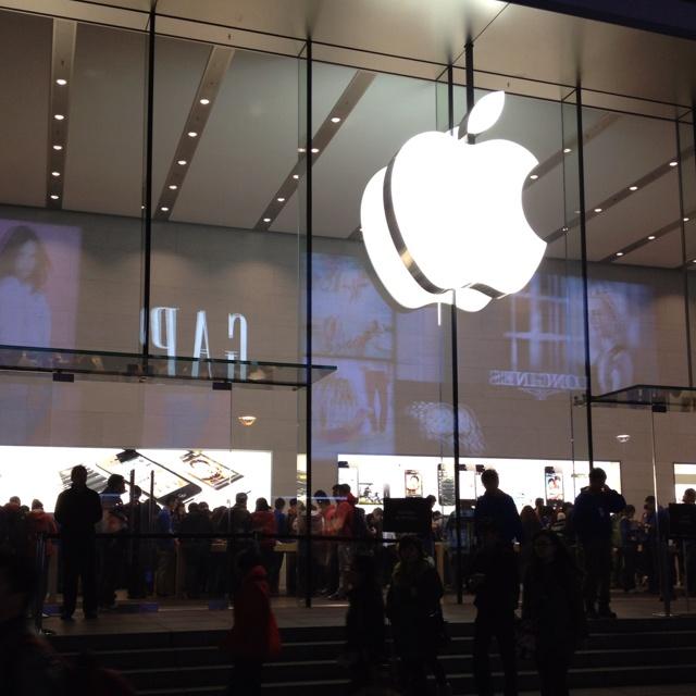 애플 사랑은 세계공통