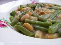 Постигая искусство кулинарии... : Фасоль в белом соусе по-турецки (Beyaz sos fasulye)