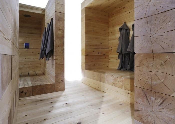 A Modern Spa in Finland: Remodelista