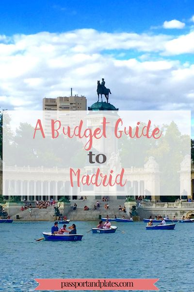Although many people skip Madrid while traveling through Spain, this guide gives you plenty of reasons to visit the city – and how to see it on a budget! Read more on Passport and Plates! ✈✈✈ Don't miss your chance to win a Free Roundtrip Ticket to Madrid, Spain from anywhere in the world [GIVEAWAY] ✈✈✈ https://thedecisionmoment.com/free-roundtrip-tickets-to-europe-spain-madrid/