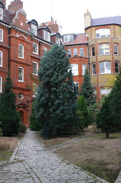 Inns of Court, London