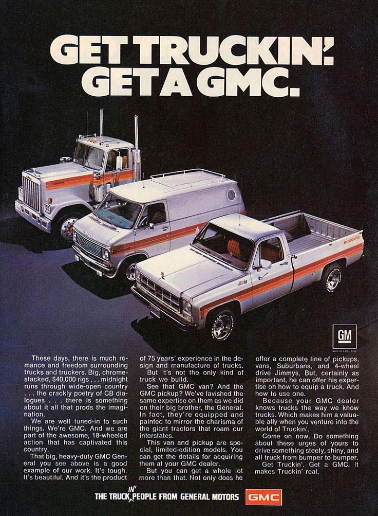 GMC Truckin'