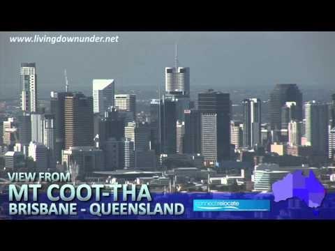 Mount Coot-tha Brisbane Australia - Best views of the fantastic city