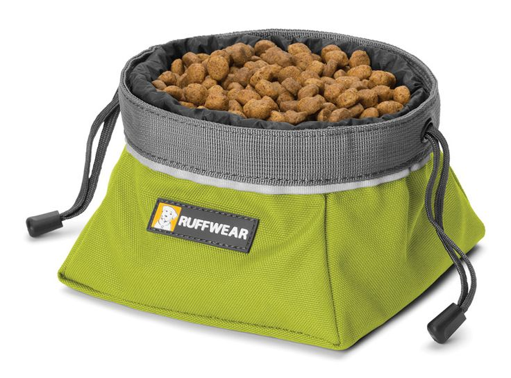 Ruffwear Quencher Cinch Top™ Waterproof, Collapsible, Closeable Dog Bowl