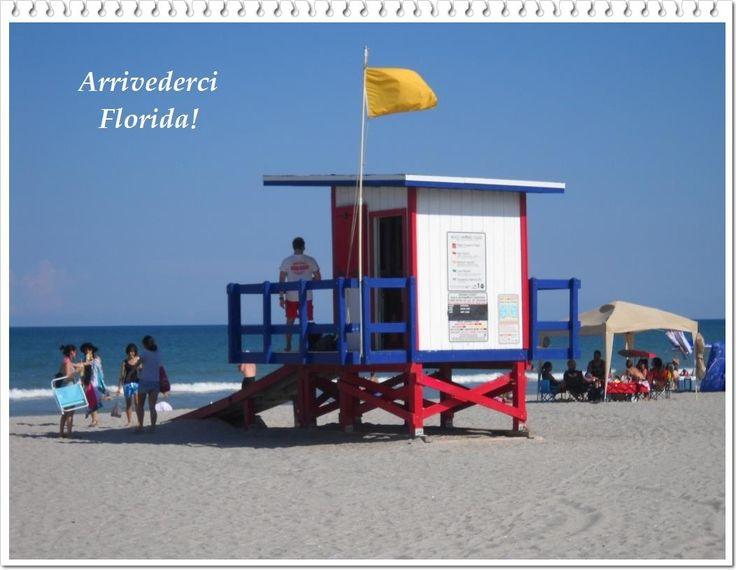 Cosa ci portiamo a casa dalla Florida - Prima parte