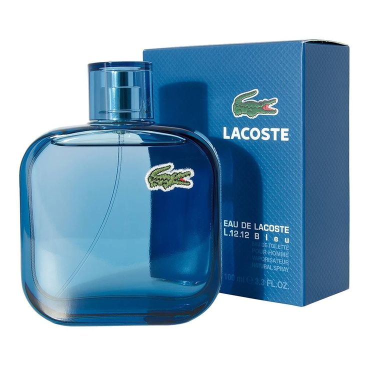 BLEU FOR MEN Lacoste 100 ML $154.000
