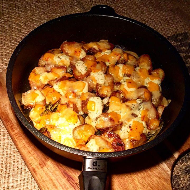 Bratkartoffeln vorkochen oder ohne kochen? Bereits da scheiden sich die Geister…oder die Empfehlungen. Und in welcher Pfanne? Manche schwören auf Eisenpfannen, die geschmiedete Version oder g…