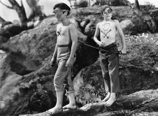 Tommy Kelly Mickey Rentschler Adventures Of Tom Sawyer