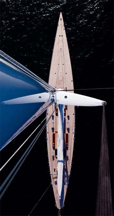 "Royal Huisman J-Class ""Hunaman"" repinned by http://marinehydraulicsolutions.com #weknowyourhydraulics"