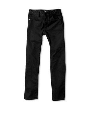 76% OFF DC Boy's 2-7 Skinny KD Jeans (Jet Black)