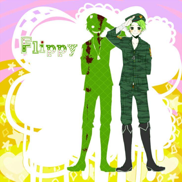 happy tree friends flippy