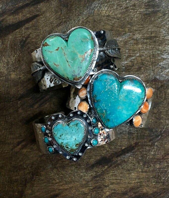 Cuffs - Richard Schmidt Jewelry designs