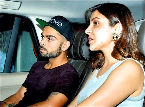 Anushka Sharma - Virat Kohli not to star in YRF's next http://bit.ly/1ygwrLU  Previously there were reports stating that the love birds Virat Kohli and Anushka Sharma who are dating each other since long time will be seen together in a film by Yash Raj Films.