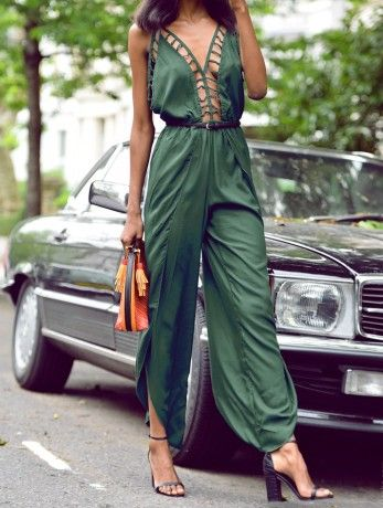 Sexy Autum casual overalls New Arrivals | ChicDiva