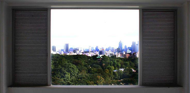 Zimmer mit Aussicht - Room with a view