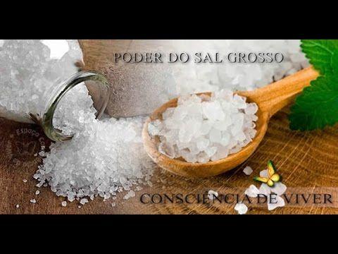 Dica do sal Grosso no congelador - Parte 1, Afastando pessoas negativas - YouTube