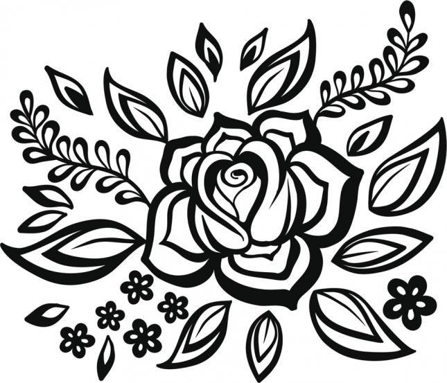 Dibujos de flores para tatuar - Batanga